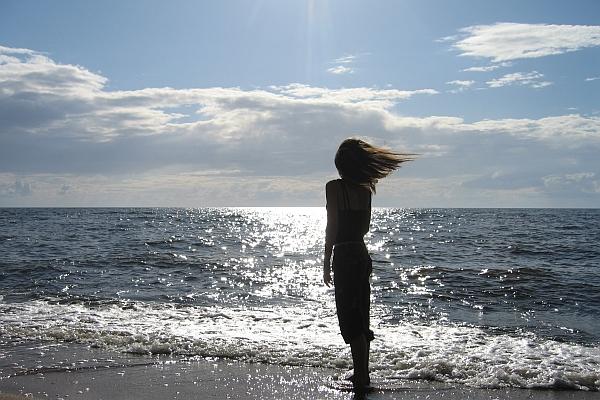 край морето
