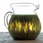 За пушенето и пиенето на зелен чай