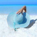 Пясъкът на плажа и здравето на кожата