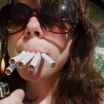 Цигарите и здравето на жената