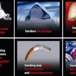 Шокиращи картинки за пушачите