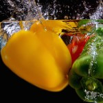 Неизмитите зеленчуци са опасни за здравето