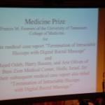 Нобеловата награда за медицина 2008