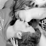 По целувка може да се прецени партньора с цел възпроизвеждане