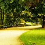 Разходка в парка срещу депресия