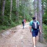 Разходка сред природата за повече здраве и ум