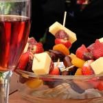 Диета с червено вино