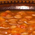 Здравословна супа боб