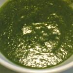Здравословна крем супа спанак