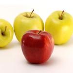 Ябълки при проблеми с бъбреците и червата