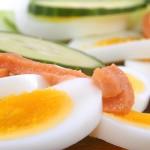 Риба, яйца и боб забавят стареенето на мозъка