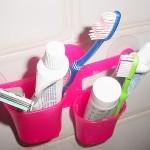 Четката за зъби в близост до тоалетната чиния носи зарази