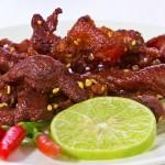 Пърженото червено месо повишава риска от рак на простатата