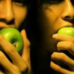 Ябълки за здрави зъби и венци