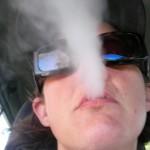 Пушенето в кола три пъти по-опасно