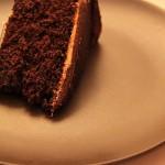 Здравословен десерт с шоколад, бира и тиква