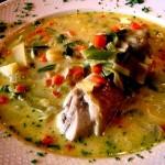 Пилешка супа при настинка с научно доказан ефект