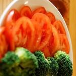 Броколи с домати срещу рак на простата