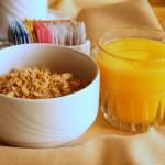 Овесена каша с портокалов сок пази сърцето
