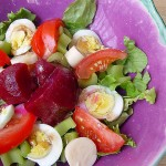 Здравословна аржентинска салата
