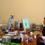 Стрес в офиса сплотява колегите