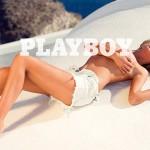 Андреа отново разкри прелести за Playboy