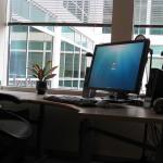 Работа в офис състарява кожата