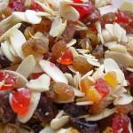 Диета със сушени плодове и ядки