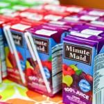 Купешките натурални сокове са с прекалено захар
