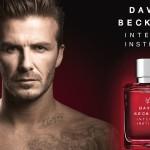 Дейвид Бекъм се съблече за нов парфюм