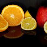 Свеж плодов аромат подбужда желанието за здравословно хранене