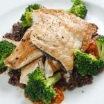 Печена риба за здрав мозък