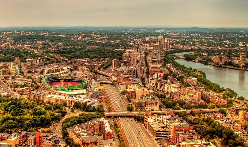 Бостън