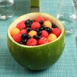Здравословни плодови салати с фантазия