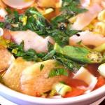 Зеленчуко-плодова диета за отслабване