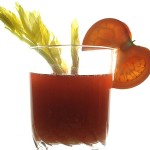 Доматен сок срещу симптомите на менопауза