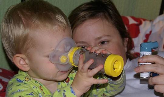 детски инхалатор