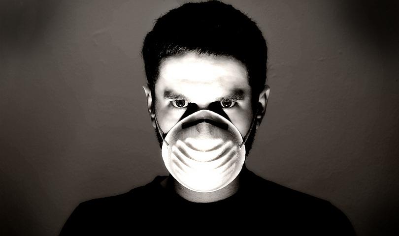 грипна маска