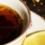 Черен чай за здрави кости