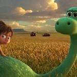 Добрият динозавър трогва всички
