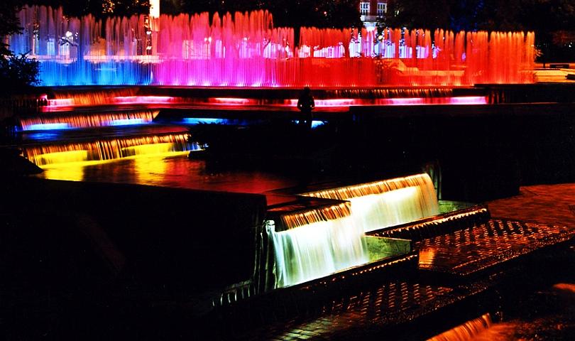 фонтани в Плевен