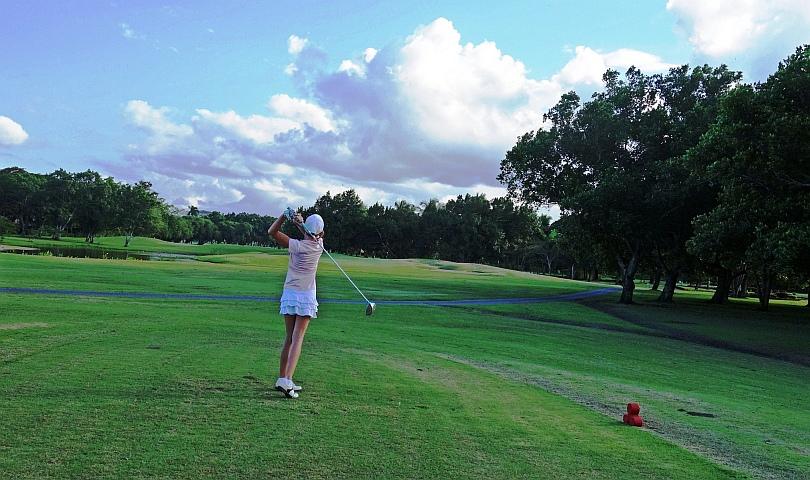 голф за Телец