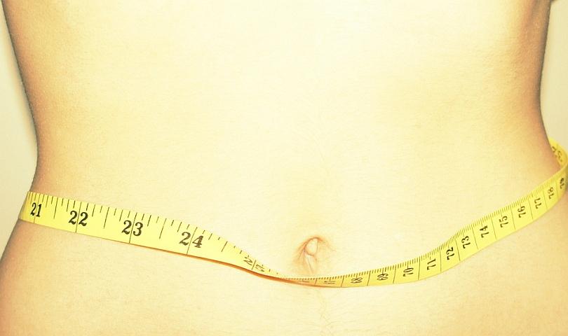мерене на талия
