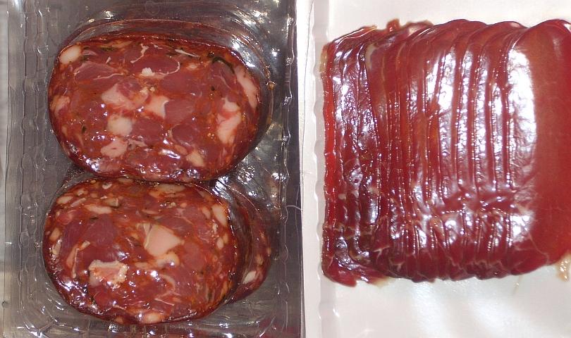 пакетирано месо