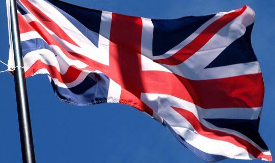 Британско знаме