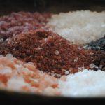Диета без сол вреди
