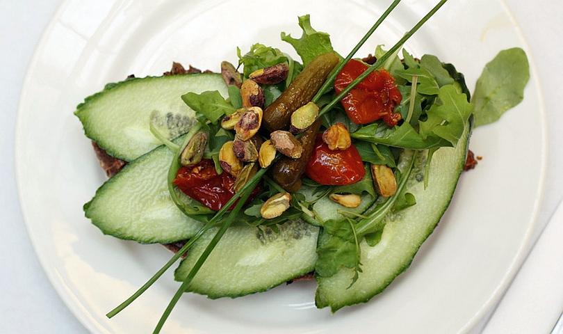 вегетарианска салата