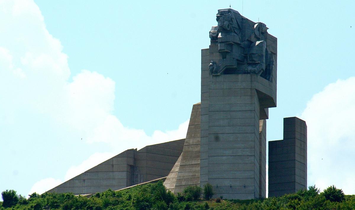 монумент над Шумен
