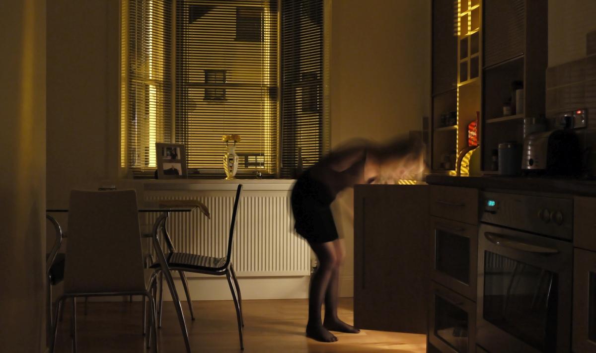 вечер в кухнята