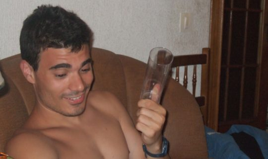 пиян мъж